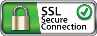 SSL Secure Connection Badge by Arrested Graphics and Web Solutions