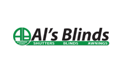 Al's Blinds Sunshine Coast logo